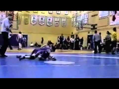 2004 Queens Open: 61 kg Sarah Gil vs. ?