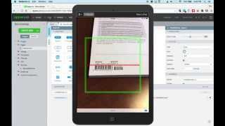 Build a Mobile App with Barcode Scanner in 5 Minutes