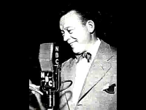 Fred Allen radio show 10/7/45 Charlie McCarthy's New Partner