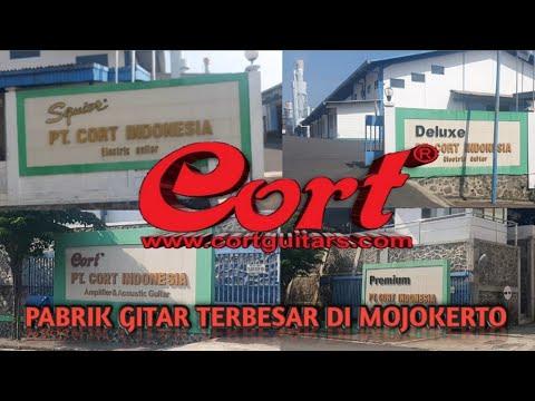 PT. CORT INDONESIA || PABRIK GITAR TERBESAR DI MOJOKERTO JAWA TIMUR