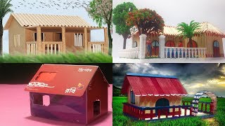 4 Amazing ideas Simple Ways to Make a House