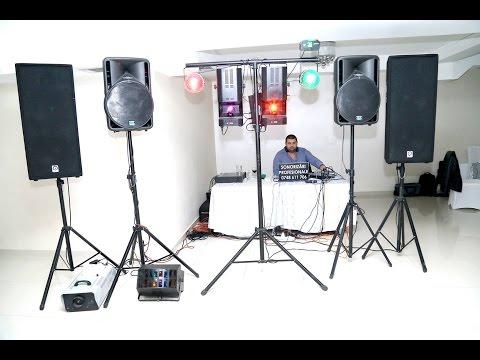 DJ BULI SONORIZARI PROFESIONALE NUNTI ,BOTEZURI,PETRECERI PRIVATE