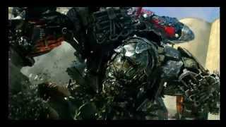 Transformers 4: Optimus Prime vs. Lockdown (In Reverse)