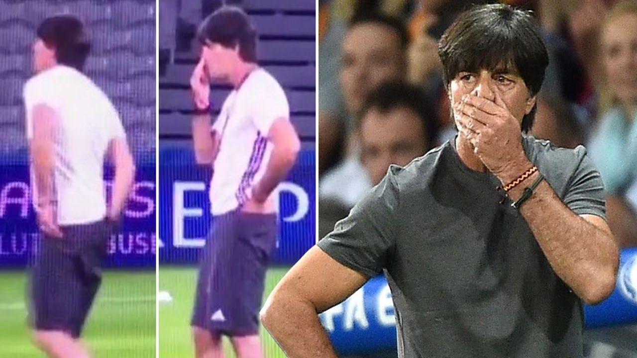 All Disgusting Moments By German Football Coach Joachim ...