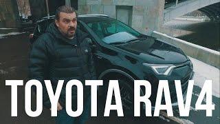 Toyota RAV4 с мультимедиа на Android и Яндекс.Навигатором СТОК 25 смотреть