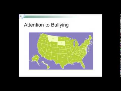 Proven Bullying Prevention Strategies Part I: Saving Lives... Taking Back Schools