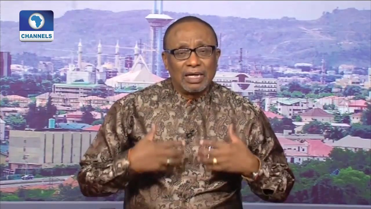 Amb Joe Keshi Dissects Impact Of Macron's Visit To Nigeria Pt.1 |Diplomatic Channel|