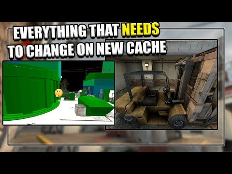 Everything That NEEDS To Be Changed On The New Cache