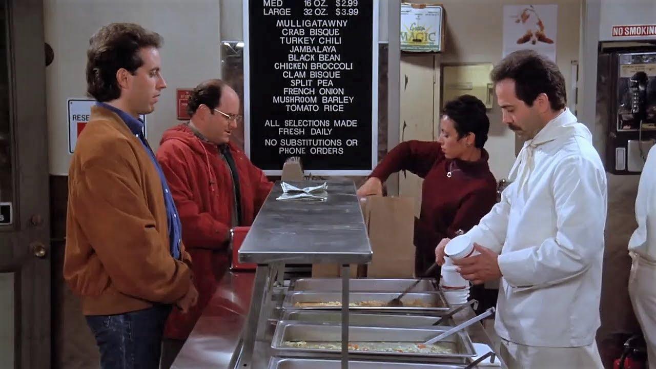 Download The Soup Nazi (Part 1/5)   Seinfeld S07E06