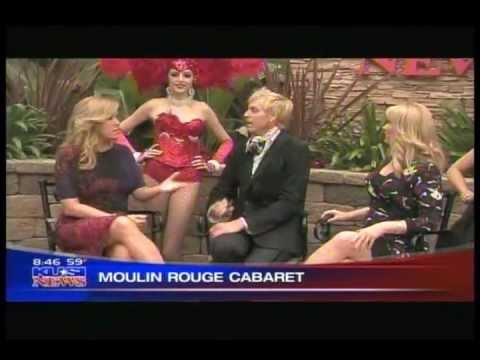 Mary Murphy to Choreograph The Arc of San Diego's Moulin Rouge Cabaret Extravaganza!