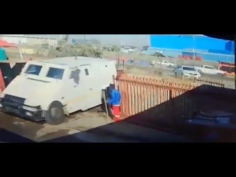 Cash-in-Transit Robbery in Ramotse Hammanskraal