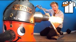 JET POWERED Vacuum Cleaner