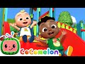 Play Outside Song CoComelon Nursery Rhymes & Kids Songs