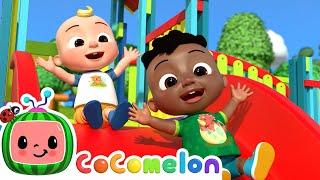 Play Outside Song | CoComelon Nursery Rhymes \u0026 Kids Songs