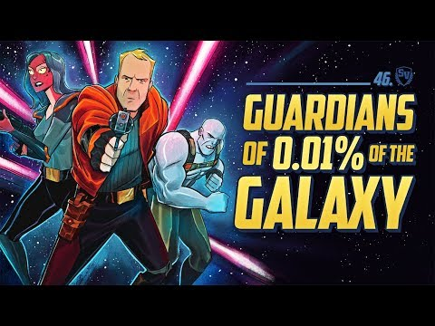 GUARDIANS OF 0.01% OF THE GALAXY - SOCIETY OF VIRTUE