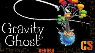 GRAVITY GHOST DELUXE - PS4 REVIEW (Video Game Video Review)