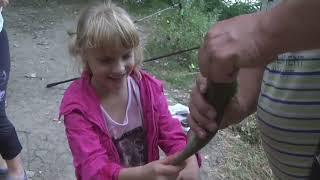 Сентябрь 2019 Рыбалка на реке Днестр