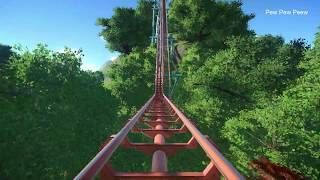 Planet Coaster: X-Dimensional RollerCoaster