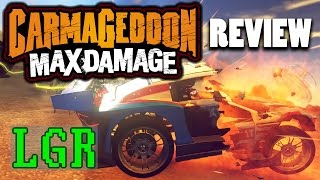LGR - Carmageddon: Max Damage Review