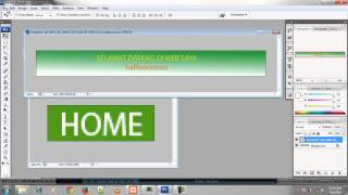 Cara Membuat Background Pada Website dengan dreamweaver cs6