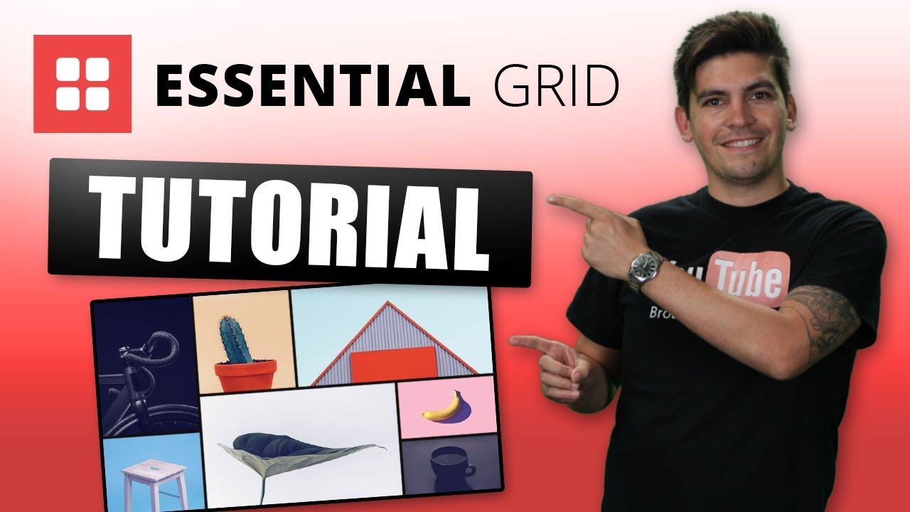 Essential Grid Tutorial - Create AMAZING Grids With This Wordpress Plugin