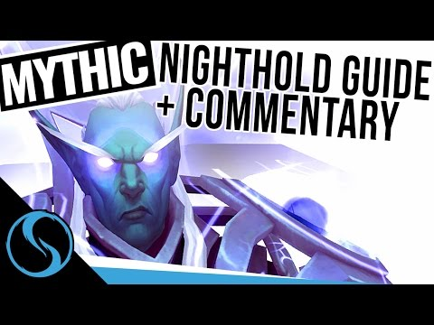 Mythic Nighthold Guide by Serenity: Star Augur Etraeus