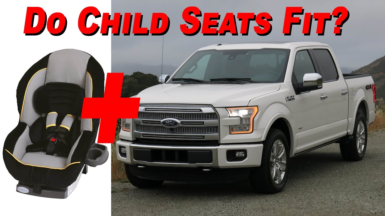 2015 2016 ford f 150 supercrew child seat review 4k youtube