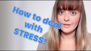 CAMHS Tips: How to Deal with Stress
