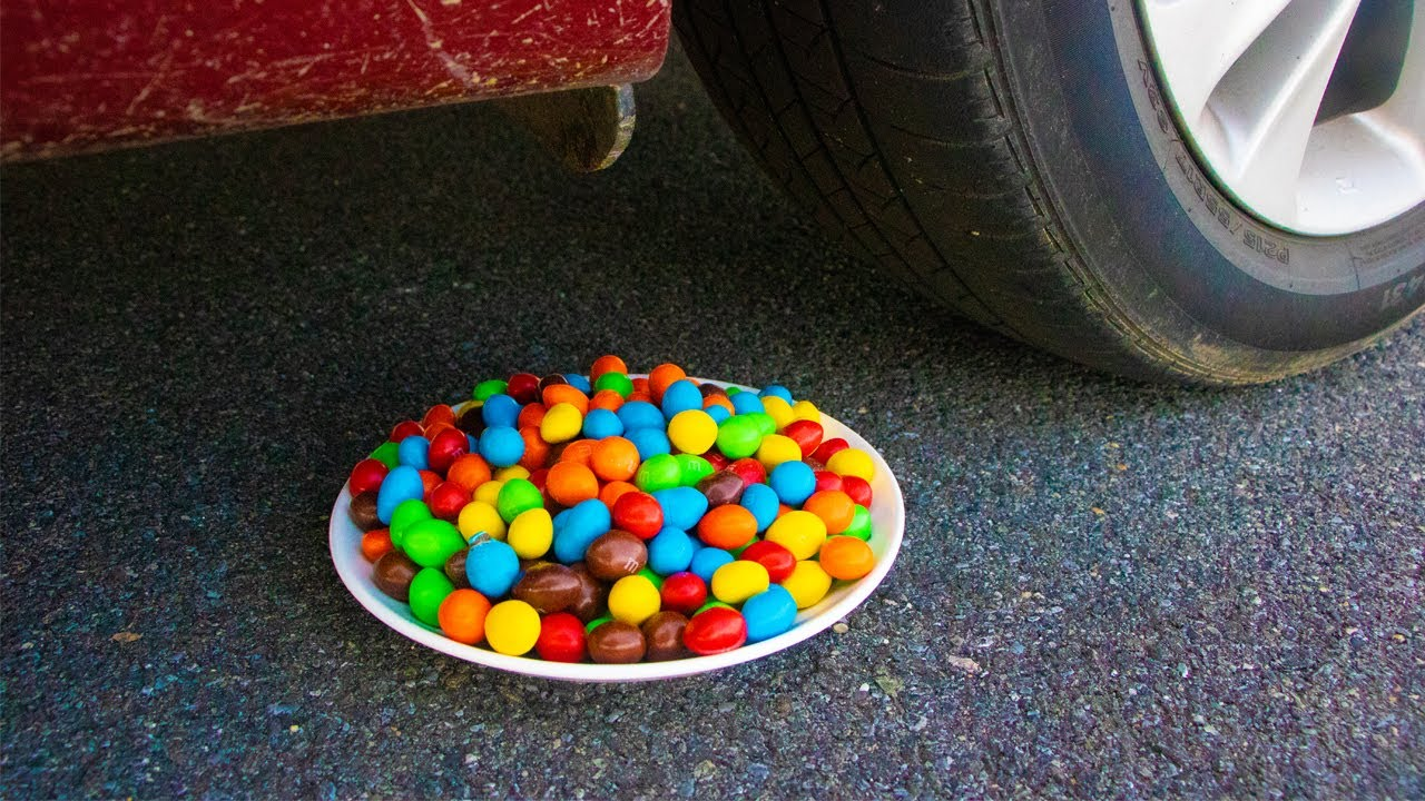 Download Crushing Crunchy & Soft Things by Car! - Most Satisfying Car Tire Crushing Video Ever