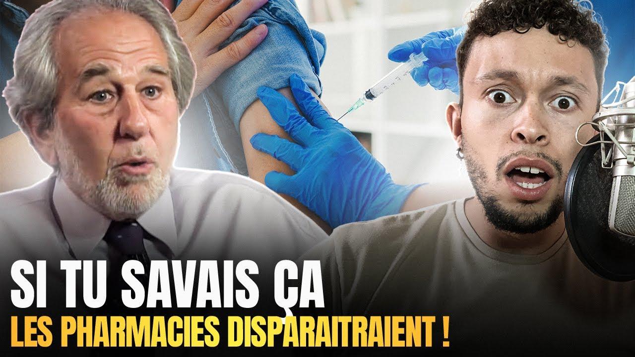 """Dr Bruce Lipton: """"On Est Programmé Dès la Naissance!"""" - Le Parfait Show Ep. 7"""