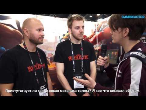 видео: Интервью с разработчиками battlerite