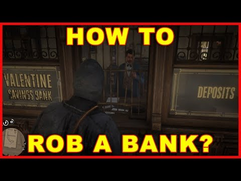Red Dead Redemption 2: Can You Rob a Bank? What You Need to Know