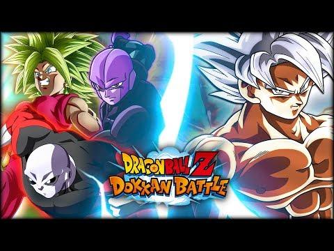 💯% 🌈 Tournament of Power Rivals vs Ultra Instinct Goku Dokkan Event! | Dragon Ball Z Dokkan Battle