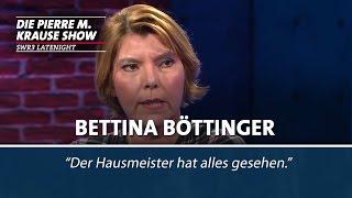 Bettina Böttinger flippt im Parkhaus aus
