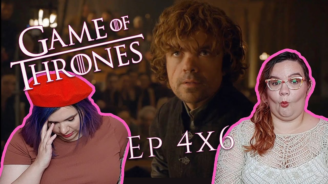 Game Of Thrones 4x6 Reaction The Laws Of Gods And Men Youtube