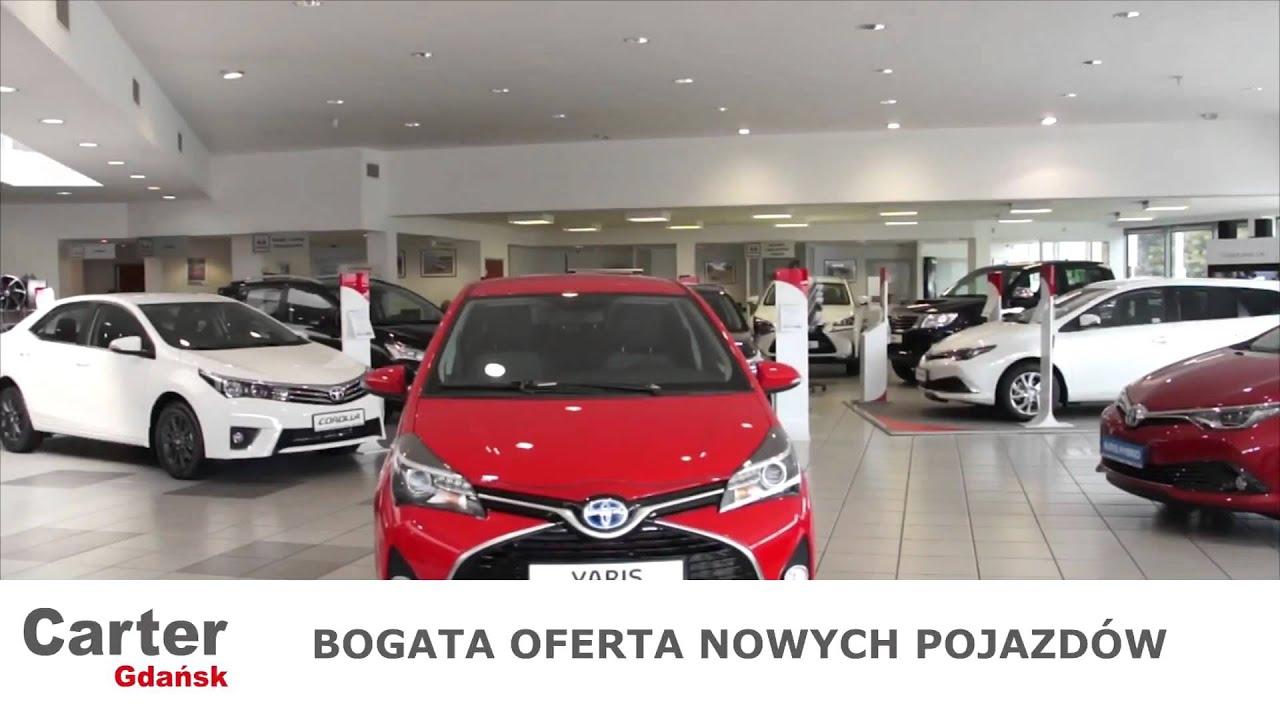 31b6918ee8 Toyota Carter Gdańsk - zapraszamy do odwiedzenia naszego salonu ...
