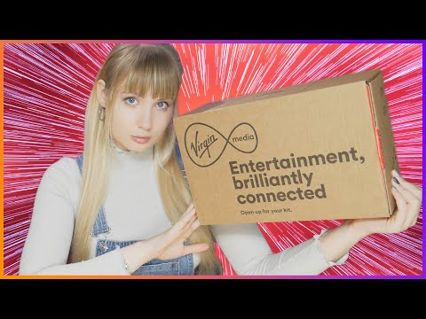 Upgrading To Gigabit Internet - Virgin Media Gig1