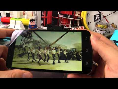 Umi Emax review express du smartphone par GLG