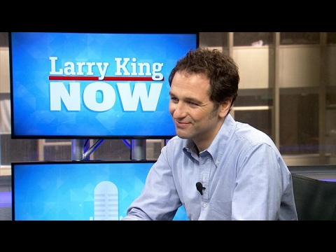 Matthew Rhys opens up about life and love with Keri Russell | Larry King Now | Ora.TV