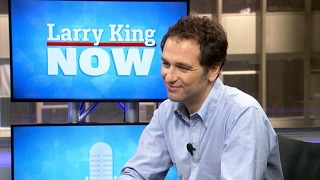 matthew rhys opens up about life and love with keri russell larry king now oratv