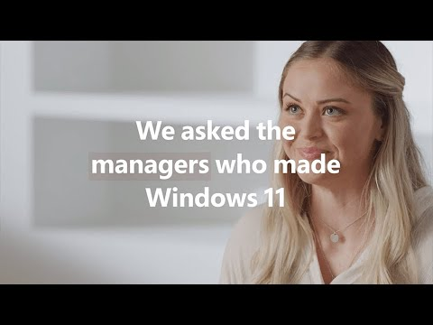See our makers playing favorites among Windows 11 features