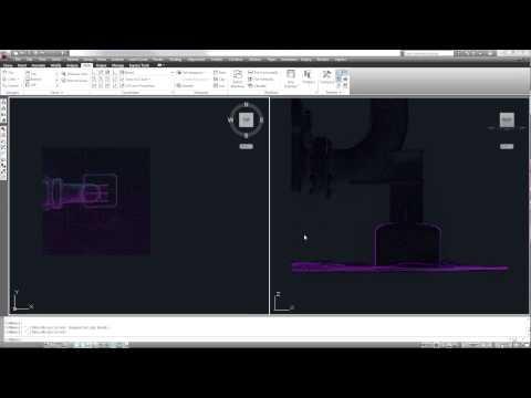 Managing 3D Laser Datasets for Industrial Pipe/Plant Design with LFM