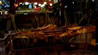 Крокодил на гриле, вьетнамские блинчики. Отдых в Нячанге (Вьетнам)
