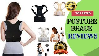 Back Brace and Posture Corrector Review🎋The Best Posture Corrector Brace🎋How to Improve Poor Posture