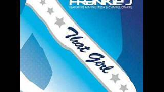 Frankie J Feat Chamillionaire & Mannie Fresh -  That Girl(With Lyrics)