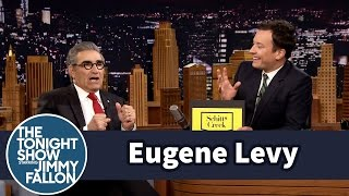 Eugene Levy Works with Real-Life Son in Schitt