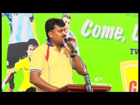 The New Indian Express - Goal 2017, Kochi,Inauguration