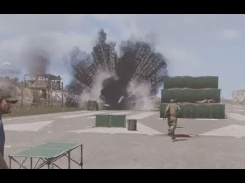 Grenade School! Everyone Failed! Liru's Highlights