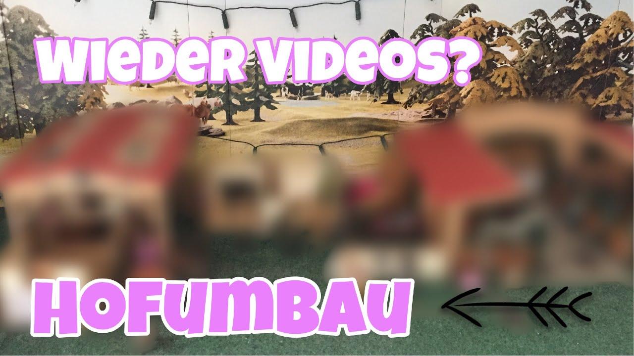 Hofumbau✂️|Wieder Videos?