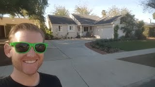 #141 WAYNE'S WORLD House! : Filming Locations (12/28/16)